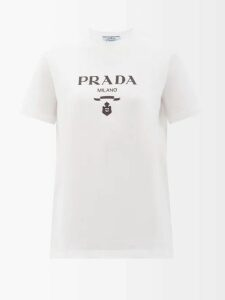 Staud - Paradise Fringed Crop Top - Womens - Black White