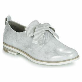 Marco Tozzi  TROUDIL  women's Casual Shoes in Silver