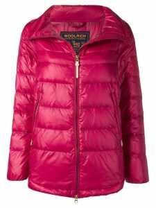 Woolrich classic padded jacket - PINK