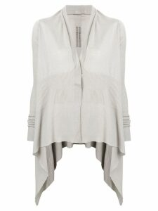 Rick Owens loose fit cardigan - Grey