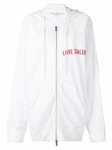 Golden Goose Love Dealer cardigan - White