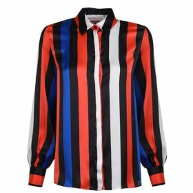 MSGM Resort Striped Shirt
