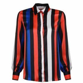 MSGM Resort Striped Shirt