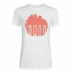 Boss Blossom Logo T Shirt
