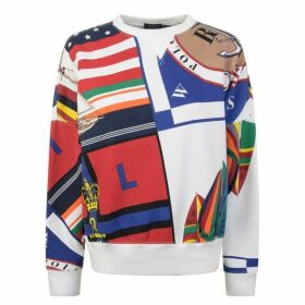 Polo Ralph Lauren Multi Print Sweatshirt