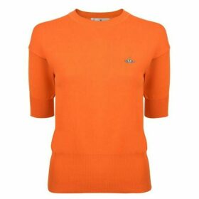 Vivienne Westwood Fine Knit Short Sleeved Top