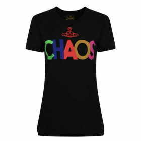 Vivienne Westwood Anglomania Chaos T Shirt