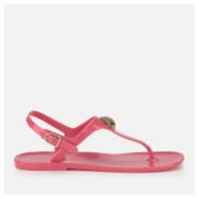 Kurt Geiger London Women's Maddison Toe Post Sandals - Pink - UK 6 - Pink