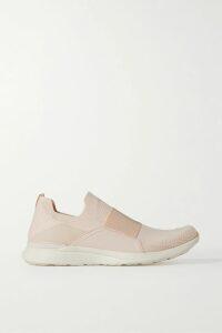 AMIRI - Shotgun Distressed Supima Cotton-jersey T-shirt - Yellow