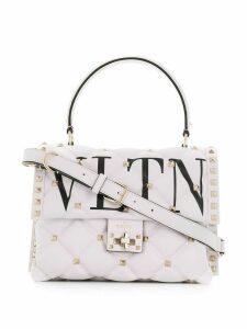 Valentino Valentino Garavani VLTN Candystud tote - White