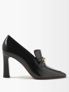 Mes Demoiselles - Tropizienne Gingham-cotton Top - Womens - Blue White