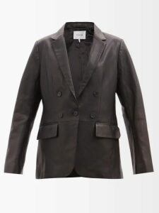 The Elder Statesman - Leo Spot Jacquard Cashmere Sweater - Womens - Blue Multi