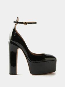Aries - Logo Print Cotton Sweatshirt - Womens - Light Pink