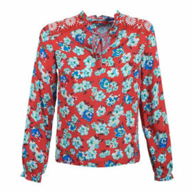 S.Oliver  04-899-61-5060-90G11  women's Blouse in Red
