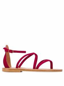 K. Jacques Epicure sandals - Red