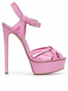 Casadei Flora pumps - Pink