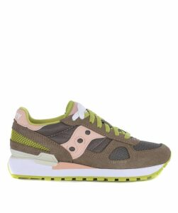 Paneled Sneakers
