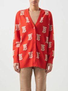 Blazé Milano - Medusa Metallic Stripe-jacquard Cotton-blend Gown - Womens - Black