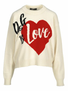 Dolce & gabbana Dolce & Gabbana d & g Is Love Jumper