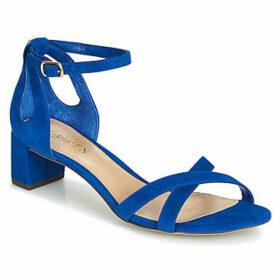 Lauren Ralph Lauren  FOLLY  women's Sandals in Blue