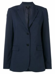 Theory fitted tailored blazer - Blue