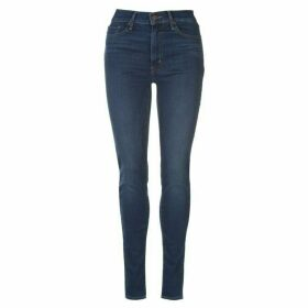 Levis Levis Mile High Skinny Jeans - Mid Wash