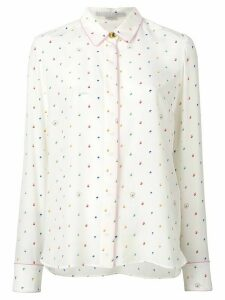 Stella McCartney printed Wilson shirt - White