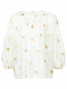 Giambattista Valli Daisy blouse - White