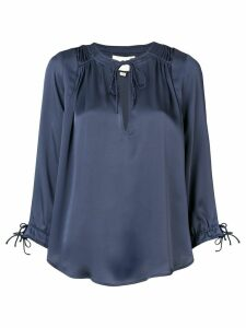 Alexis Cassia top - Blue