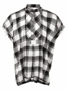 Faith Connexion oversized shirt - Black