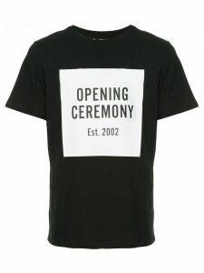 Opening Ceremony logo T-shirt - Black
