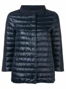 Herno quilted padded jacket - Blue