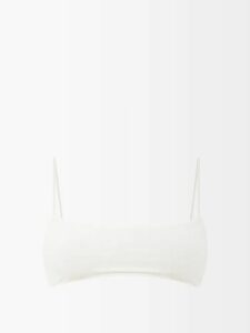 Dolce & Gabbana - Floral-lace Piped Pyjama Top - Womens - Black