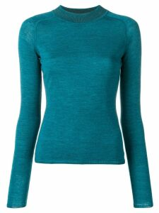 Rag & Bone slim fit jumper - Blue
