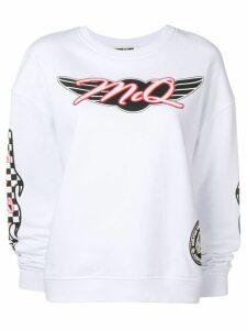 McQ Alexander McQueen Racing sweatshirt - White