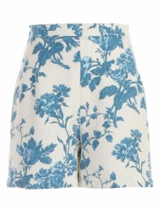 SEMICOUTURE Floral Shorts