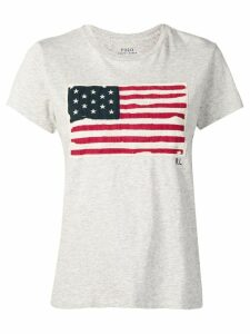 Polo Ralph Lauren vintage flag T-shirt - Grey