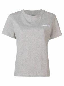 Han Kjøbenhavn casual logo T-shirt - Grey