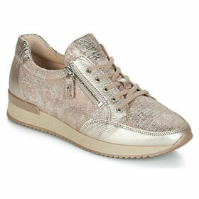 Gabor  BOLEO  women's Shoes (Trainers) in Gold