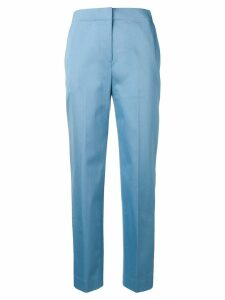 Theory tailored cropped trousers - Blue