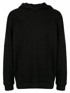 Strateas Carlucci Proto hoodie - Black