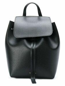 Mansur Gavriel Mini Drawstring backpack - Black