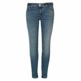 Guess Curve X Skinny Jeans - Crowd Wash