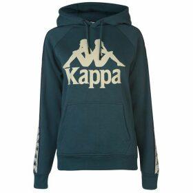 Kappa Hurtado OTH Hoodie - Petrol