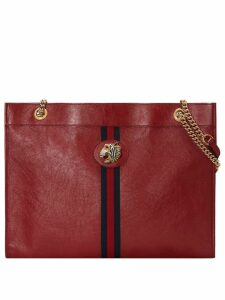 Gucci Rajah large tote - Red