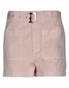 DONDUP TROUSERS Shorts Women on YOOX.COM