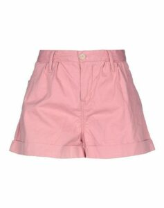 TOMMY JEANS TROUSERS Shorts Women on YOOX.COM