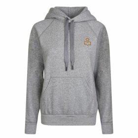 Isabel Marant Etoile Logo Hooded Sweatshirt