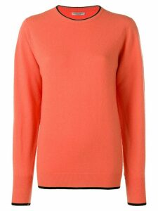 Yves Saint Laurent Pre-Owned 1990'S cashmere jumper - Orange