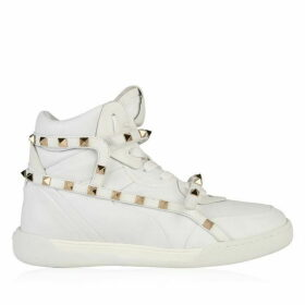 Valentino High Top Rockstud Trainers
